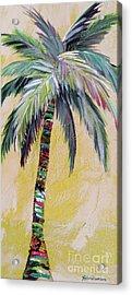 Zest Palm I Acrylic Print