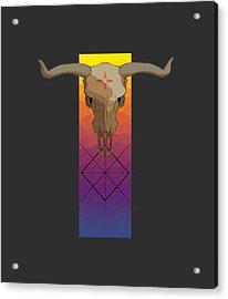 Zia Symbol Acrylic Print