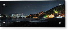 Zihuatanejo, Mexico Acrylic Print by Jim Walls PhotoArtist