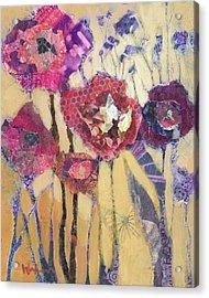 Zinfandels Acrylic Print