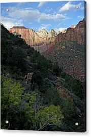 Zion National Park 20 Acrylic Print