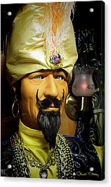 Acrylic Print featuring the photograph Zoltar by Chuck Staley