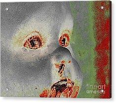 Zombie Baby Four Acrylic Print