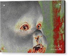 Zombie Baby Three Acrylic Print