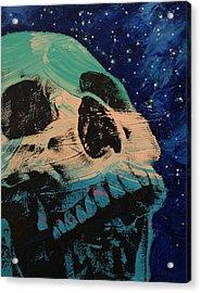 Zombie Stars Acrylic Print by Michael Creese