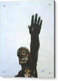 Zues Acrylic Print