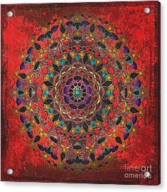 Zuni II 2015 Acrylic Print