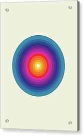 Zykol Acrylic Print by Nicholas Ely