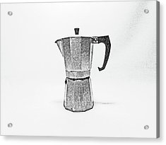 08/05/19 Cafetiere Acrylic Print