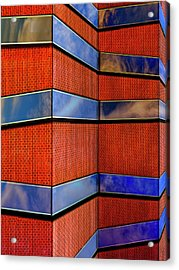 Acrylic Print featuring the photograph A Matter Of Perspective  by Paul Wear