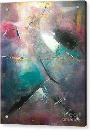 Abstract II Acrylic Print