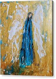 Angel Of Sympathy Acrylic Print