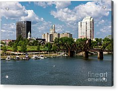 Augusta Ga - Savannah River Acrylic Print