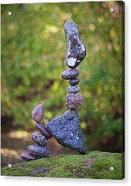 Balancing Art #33 Acrylic Print