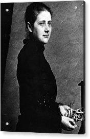 Beatrix Potter Acrylic Print by Hulton Archive