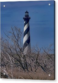 Acrylic Print featuring the photograph Cape Hatteras Lighthouse by Pete Federico