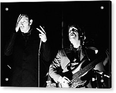 Dr Feelgood Live At Hammersmith Odeon Acrylic Print