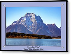 Acrylic Print featuring the photograph Hermitage Point by Pete Federico