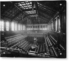 House Of Commons Acrylic Print by London Stereoscopic Company