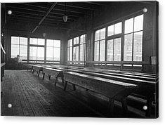 Ila Dispatch Hall, Tacoma, Washington Acrylic Print by John Florea