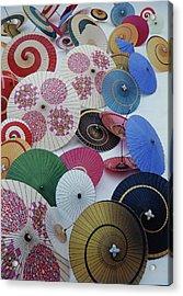 Japanese Imports Umbrellas Acrylic Print