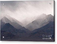 Ladakh Mountains Acrylic Print