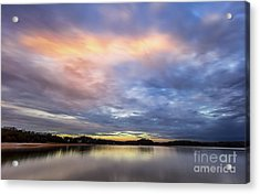 Lake Sidney Lanier Acrylic Print