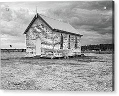 Little Paddocks Chapel Acrylic Print
