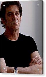 Lou Reed Acrylic Print