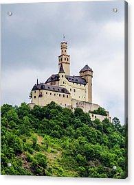 Marksburg Castle - 2 Acrylic Print