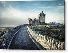 Medieval Echoes Acrylic Print