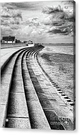 North Beach, Heacham, Norfolk Acrylic Print