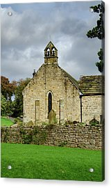 Saint Agathas Church Acrylic Print