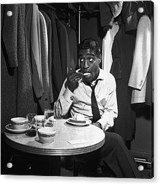 Sammy Davis Jnr Acrylic Print
