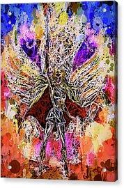 She - Ra Princess Of Power Acrylic Print