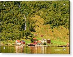 Sognefjord, Norway Acrylic Print