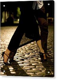 Street Tango Buenos Aires Acrylic Print by Picturegarden