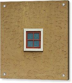 Texas Windows 3 Acrylic Print