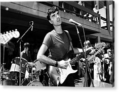 The Talking Heads Perform Live Acrylic Print
