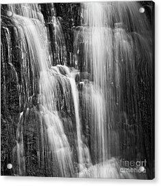Acrylic Print featuring the photograph Upper Cascade by Patrick M Lynch