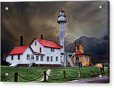 Whitefish Point Lighthouse Acrylic Print