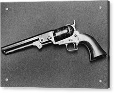 1851 Colt Navy Acrylic Print by Keystone