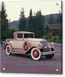1929 Pierce-arrow Model 133 Convertible Acrylic Print