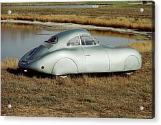 1939 Porsche 60k10 Acrylic Print by Car Culture