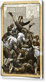 1940 Chicago Bears Acrylic Print