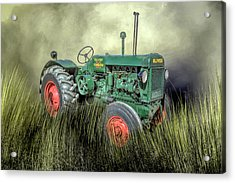 1944 Oliver 80 Standard Acrylic Print