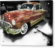 1950 Special  Acrylic Print by Steven Digman