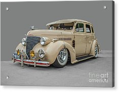 1939 Chevrolet Master Deluxe Acrylic Print