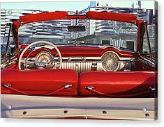 1953 Oldsmobile Rocket 98 Acrylic Print