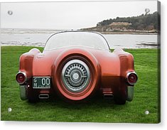 1954 Pontiac Bonneville Special Acrylic Print